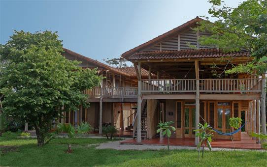 Casa Ganesha Descripción Del Hábitat Y Actividades